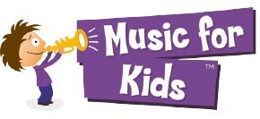 Music For Kids Logo
